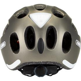 ABUS Youn-I Helmet Barn metallic grey